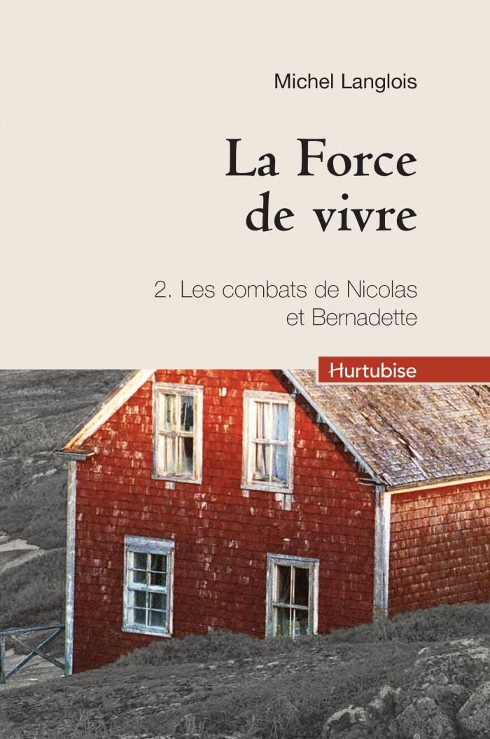 Couverture de La Force de vivre - Tome 2 (compact)