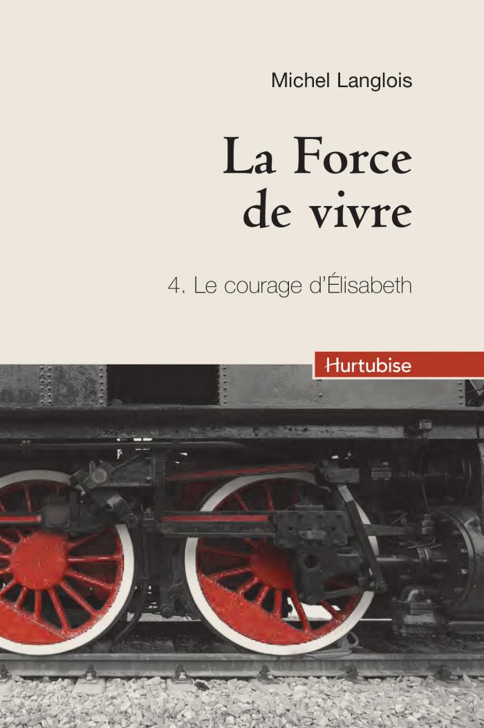 Couverture de La Force de vivre - Tome 4 (compact)