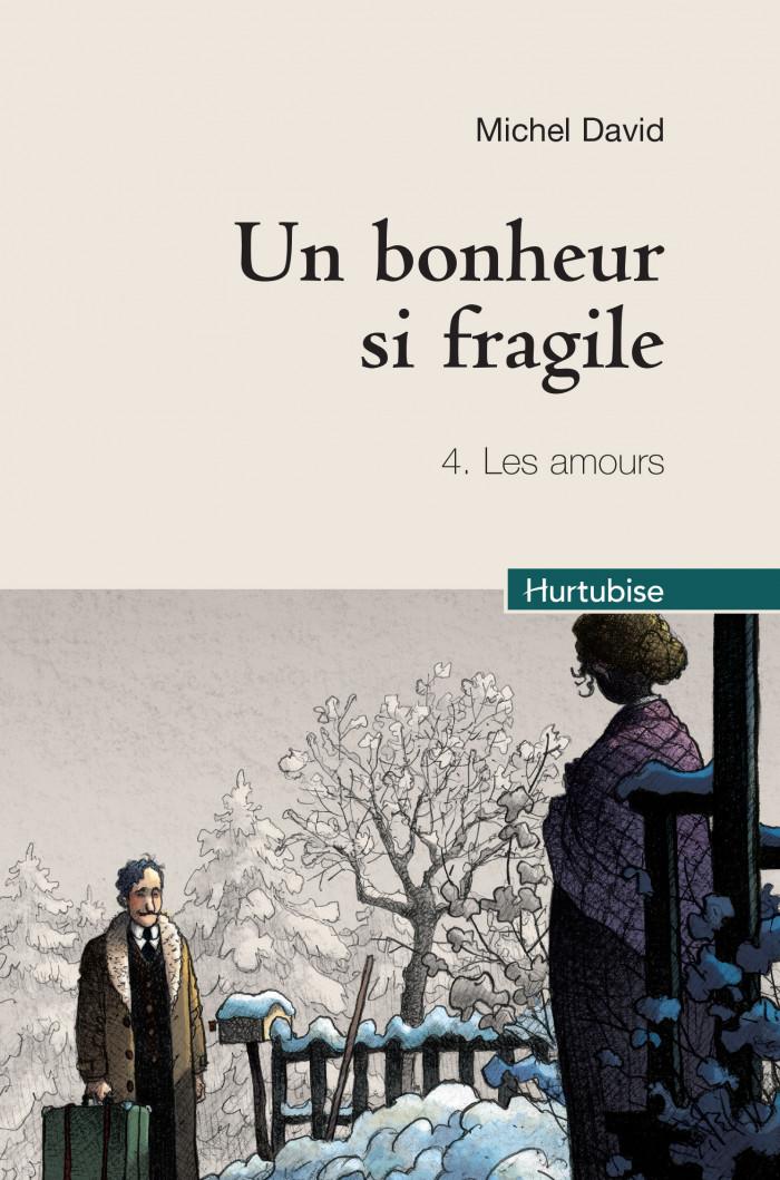 Couverture de Un bonheur si fragile - Tome 4 (compact)