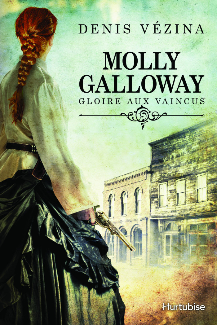 Couverture de Molly Galloway - Tome 1