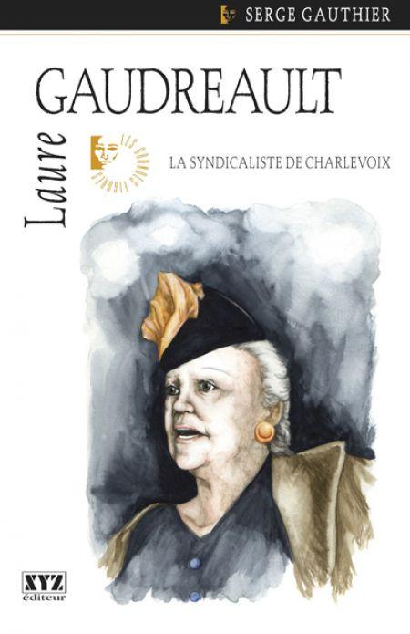 Couverture de Laure Gaudreault