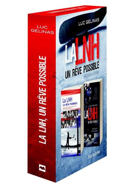 Couverture de La LNH, un rêve possible (coffret)