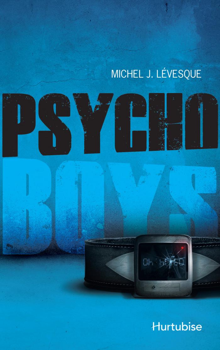 Couverture de Psycho Boys - Tome 1