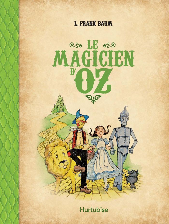 Couverture de Le magicien d'Oz