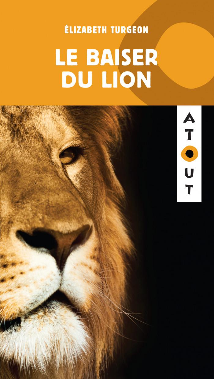 Couverture de Le Baiser du lion