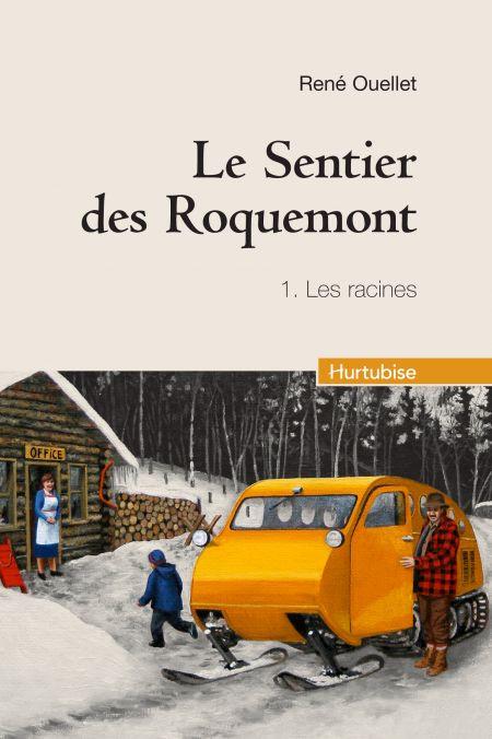 Couverture de Le Sentier des Roquemont - Tome 1 (compact)