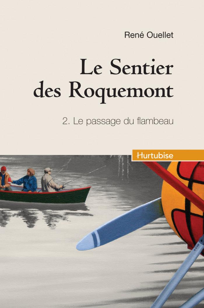 Couverture de Le Sentier des Roquemont - Tome 2 (compact)