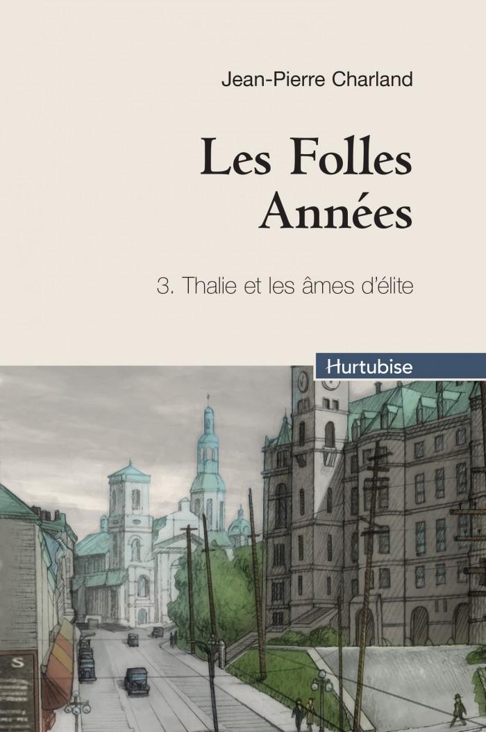 Couverture de Les Folles années - Tome 3 (compact)
