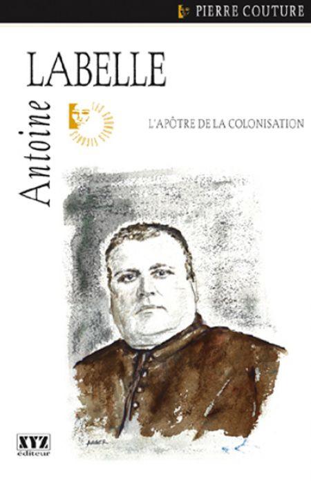 Couverture de Antoine Labelle