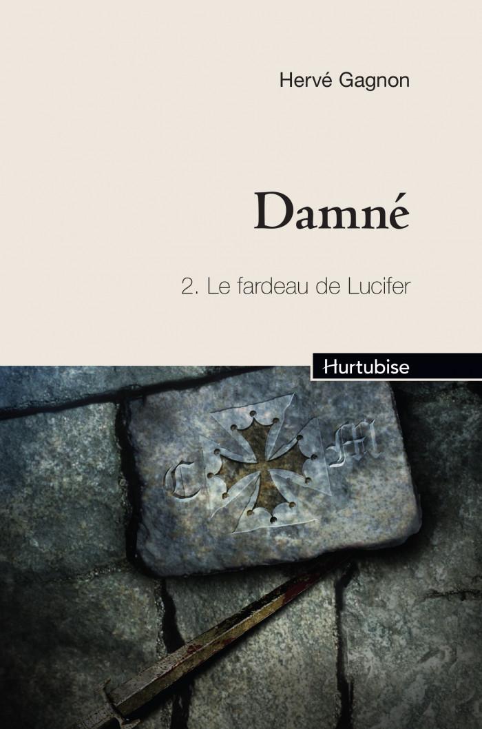 Couverture de Damné - Tome 2 (compact)