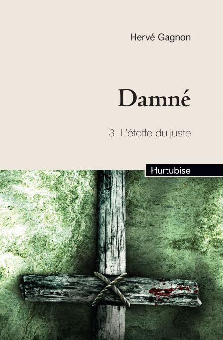 Couverture de Damné - Tome 3(compact)