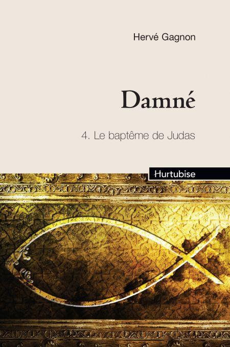Couverture de Damné - Tome 4