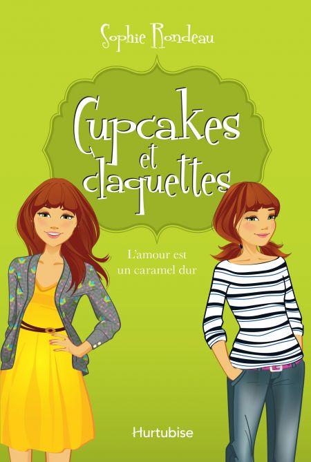 Couverture de Cupcakes et claquettes - Tome 2