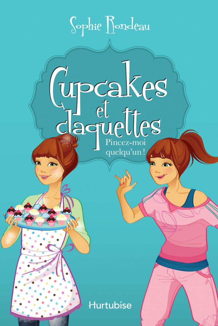 Couverture de Cupcakes et claquettes - Tome 3