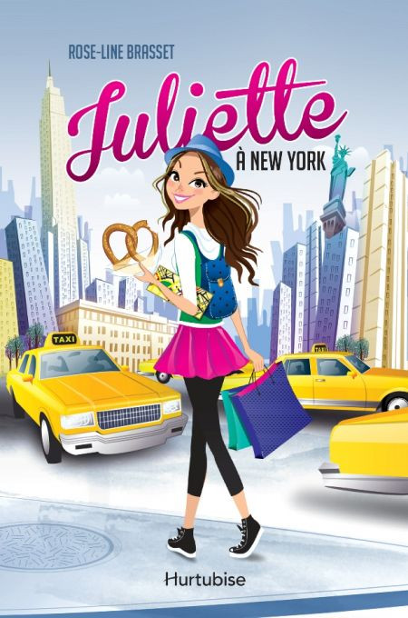 Couverture de Juliette à New York