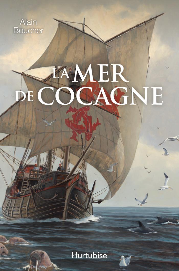 Couverture de La Mer de Cocagne