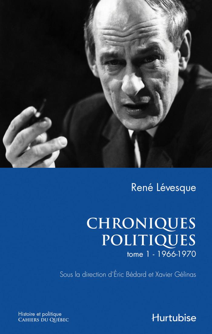 Couverture de Chroniques politiques - Tome 1