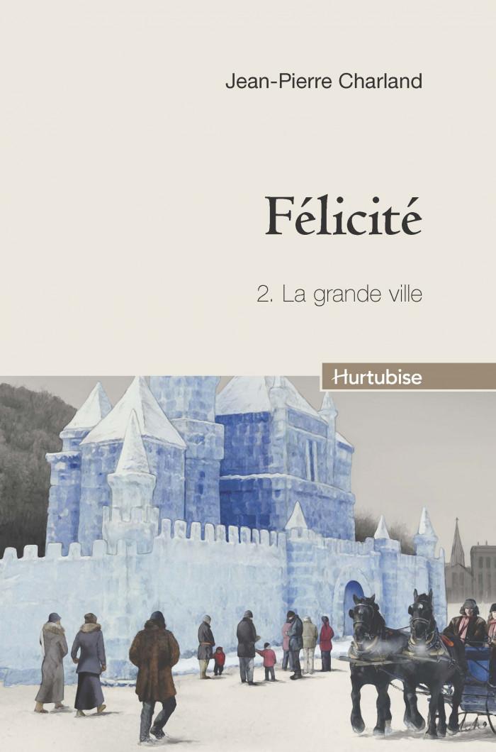 Couverture de Félicité - Tome 2 (compact)
