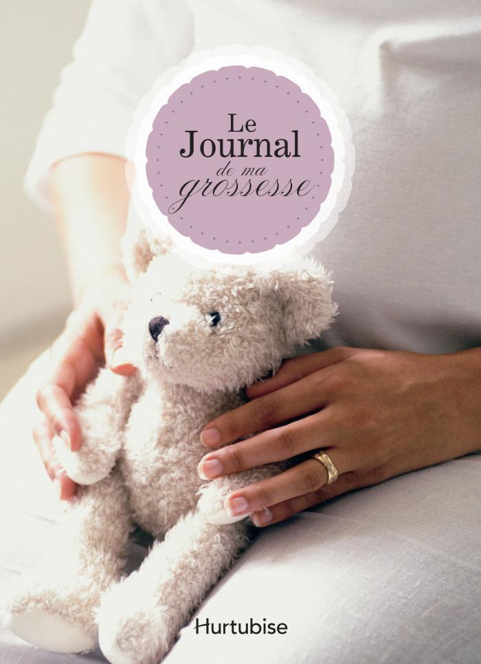 Couverture de Le Journal de ma grossesse