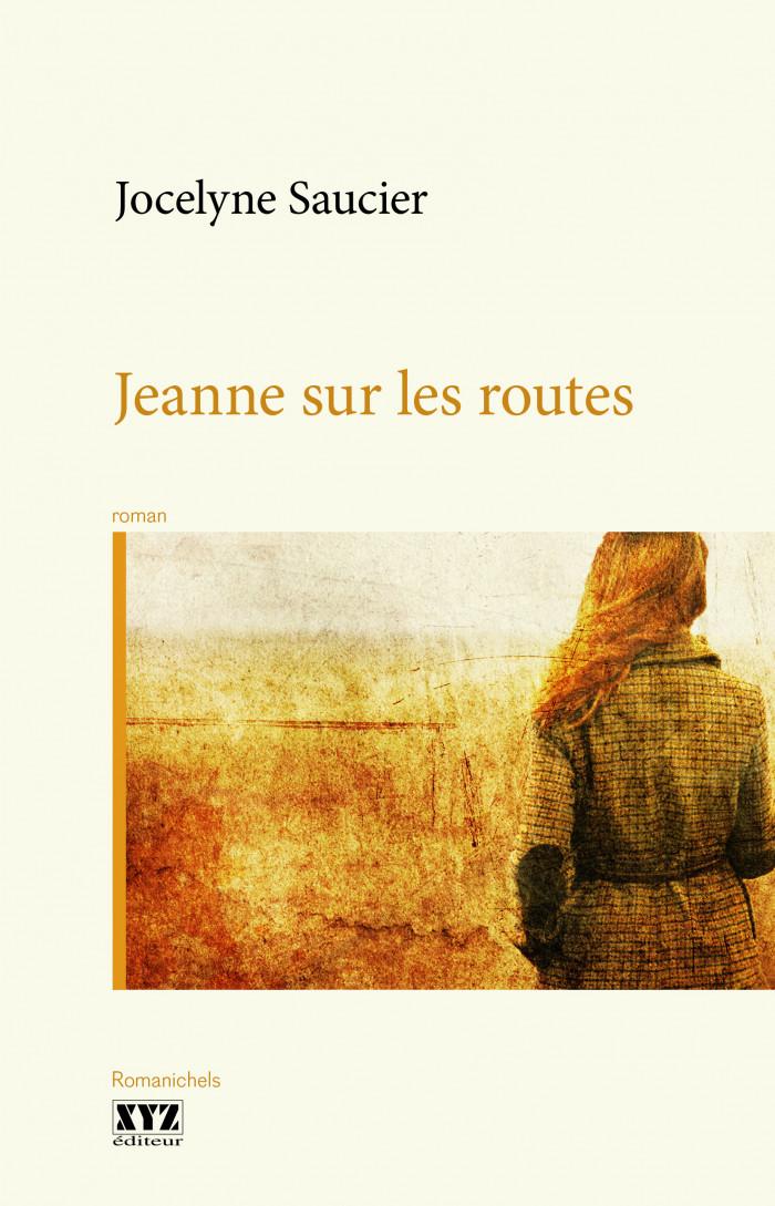Couverture de Jeanne sur les routes