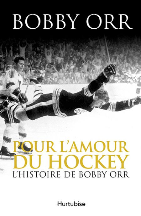Couverture de Pour l'amour du hockey
