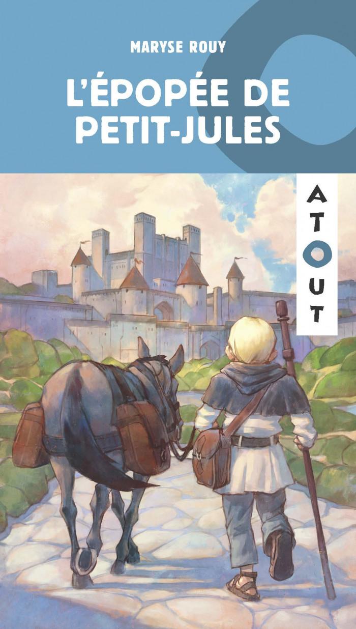 Couverture de L'Épopée de Petit-Jules