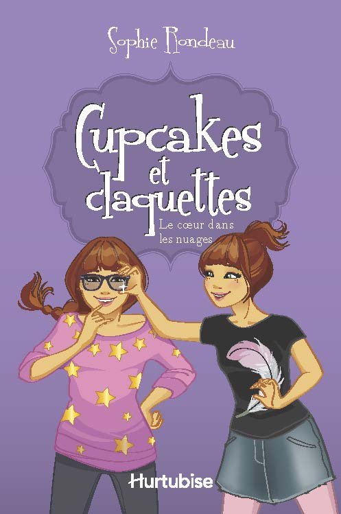 Couverture de Cupcakes et claquettes - Tome 4