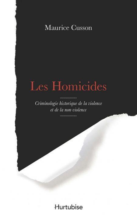 Couverture de Les Homicides