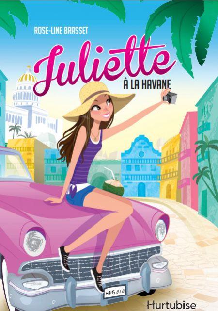 Couverture de Juliette à La Havane