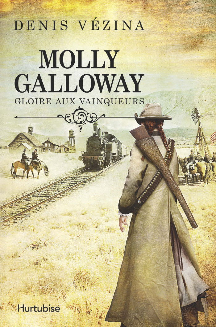 Couverture de Molly Galloway - Tome 2