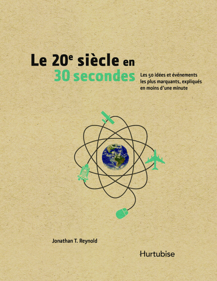 Couverture de Le 20<sup>e</sup> siècle en 30 secondes