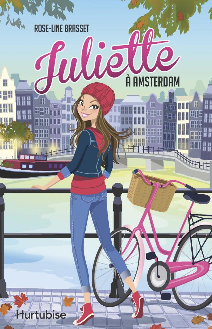 Couverture de Juliette à Amsterdam