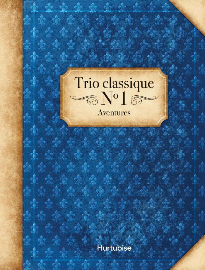 Couverture de Trio classique #1 - Aventures
