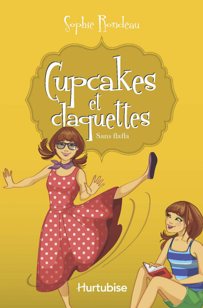 Couverture de Cupcakes et claquettes - Tome 5