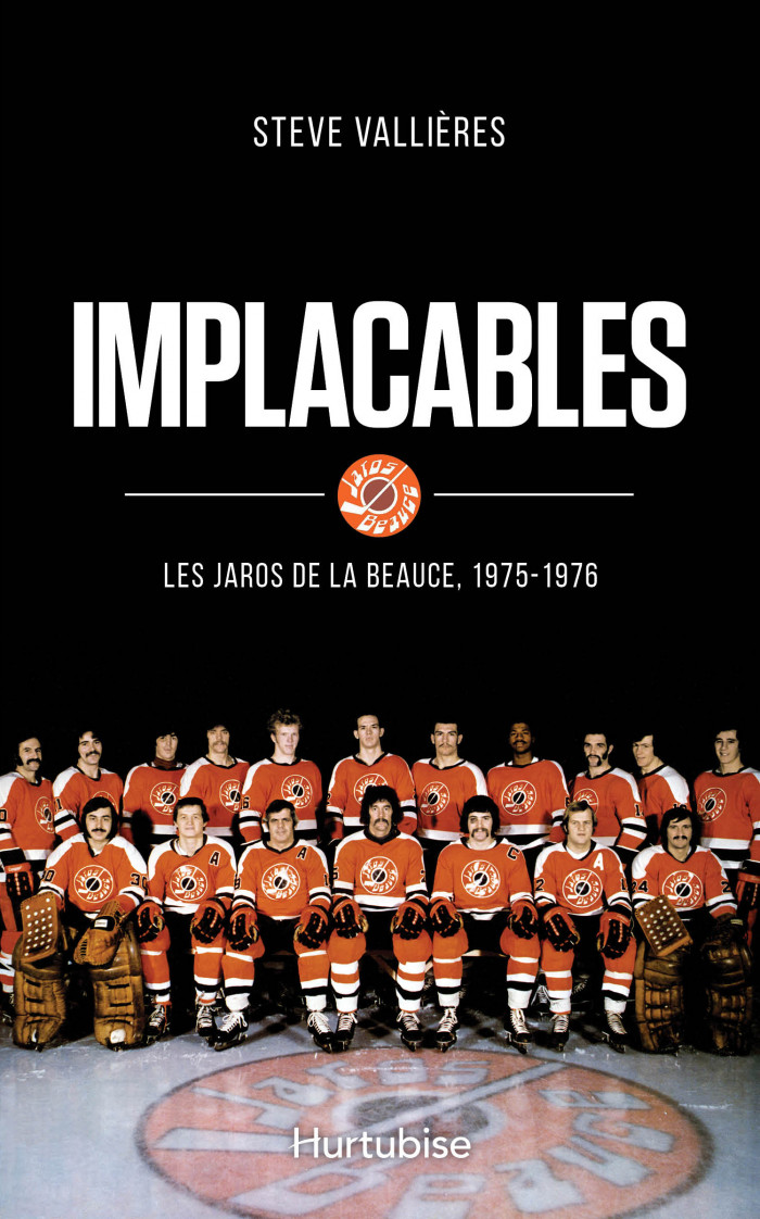 Couverture de Implacables