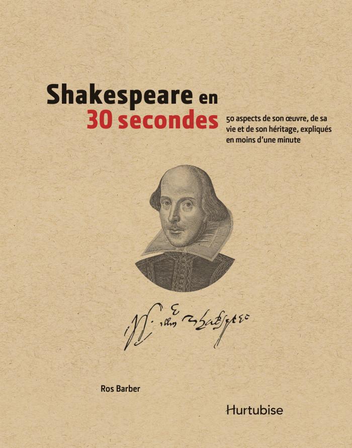 Couverture de Shakespeare en 30 secondes