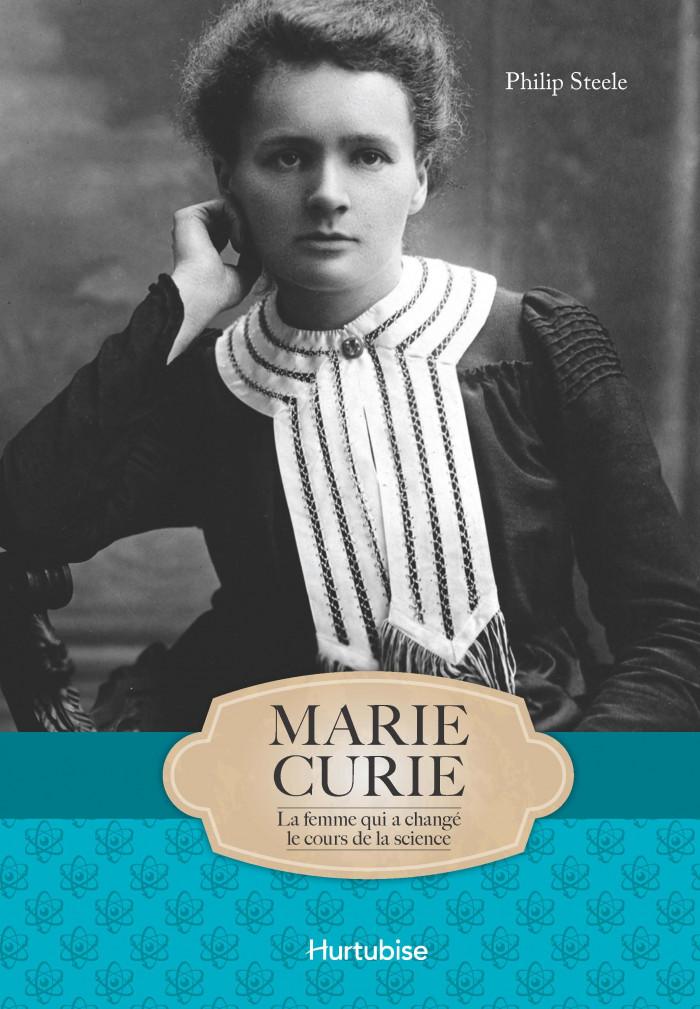 Couverture de Marie Curie