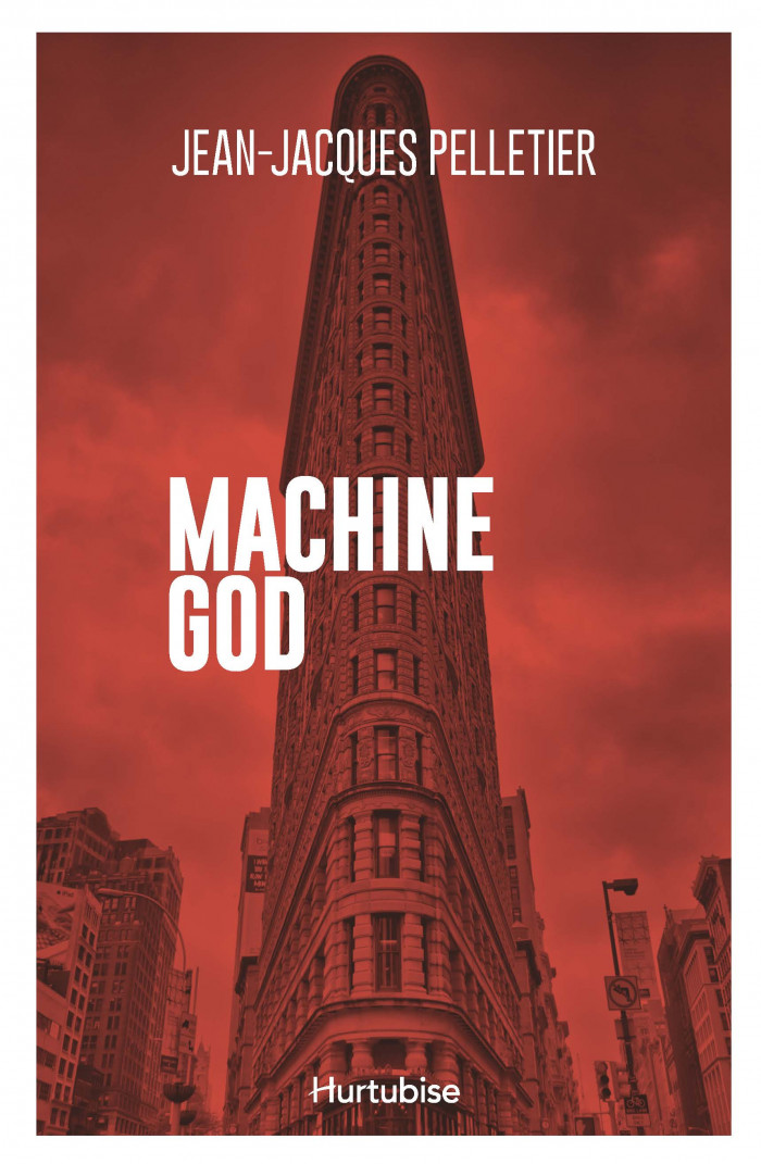 Couverture de Machine God