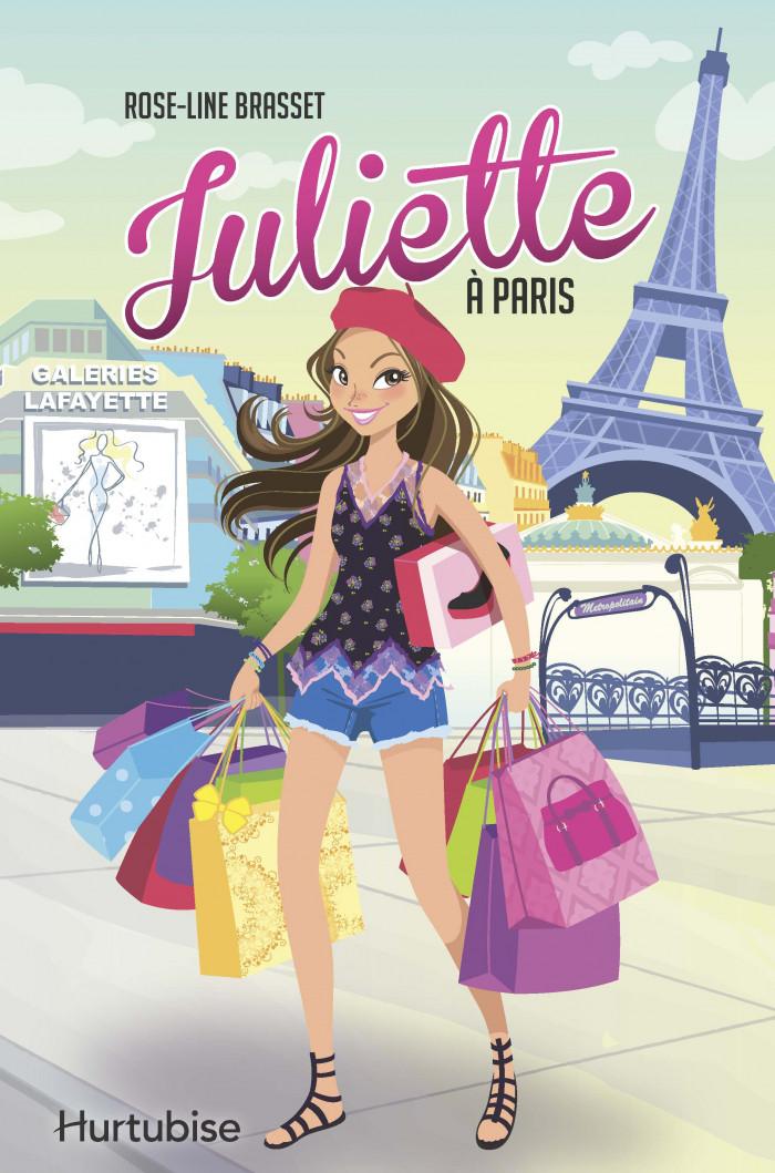 Couverture de Juliette à Paris