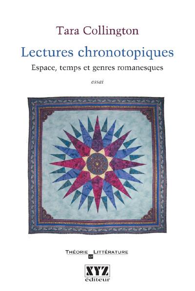 Couverture de Lectures chronotopiques