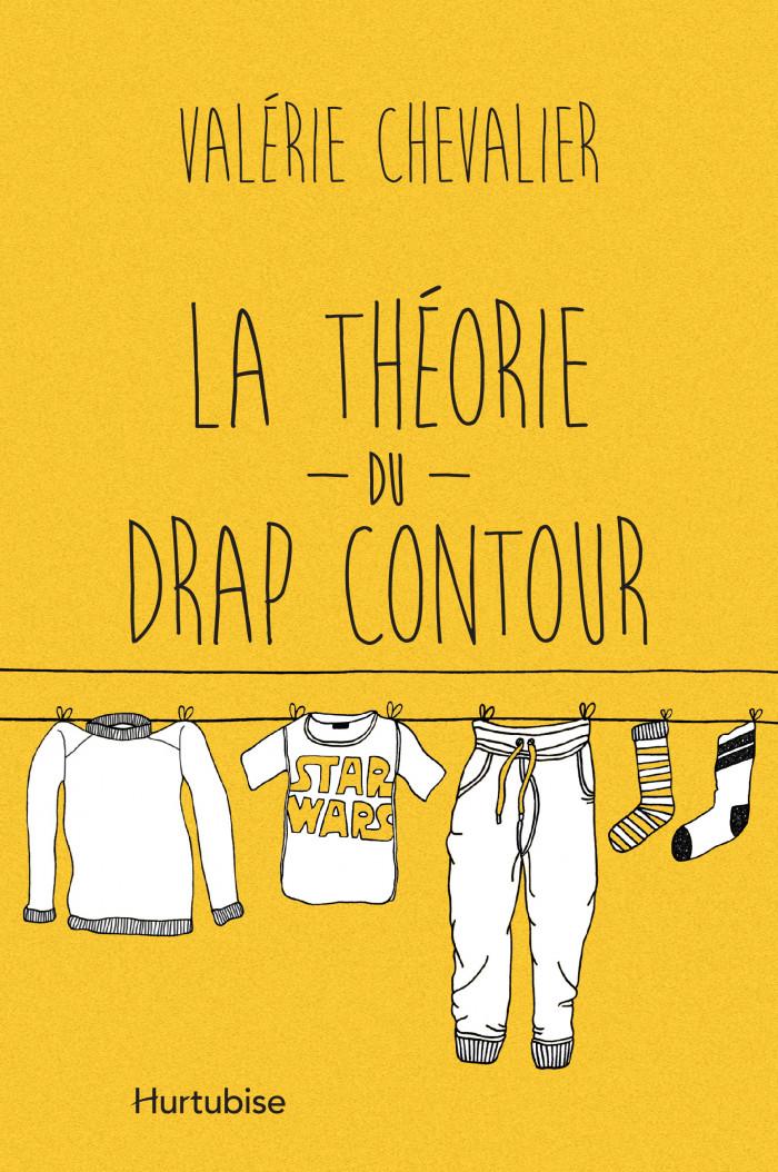Couverture de La théorie du drap contour