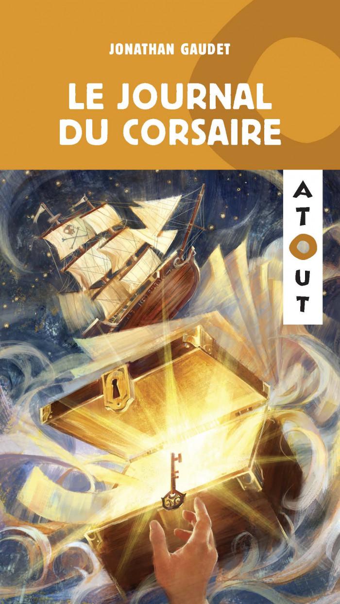 Couverture de Le journal du corsaire