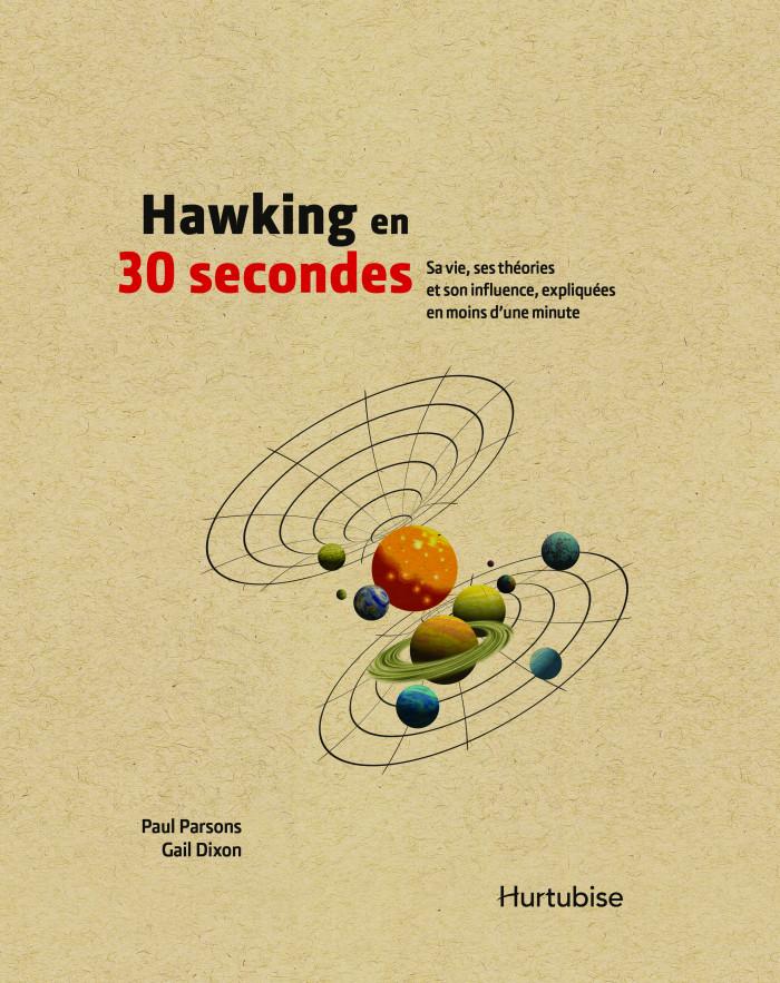 Couverture de Hawking en 30 secondes