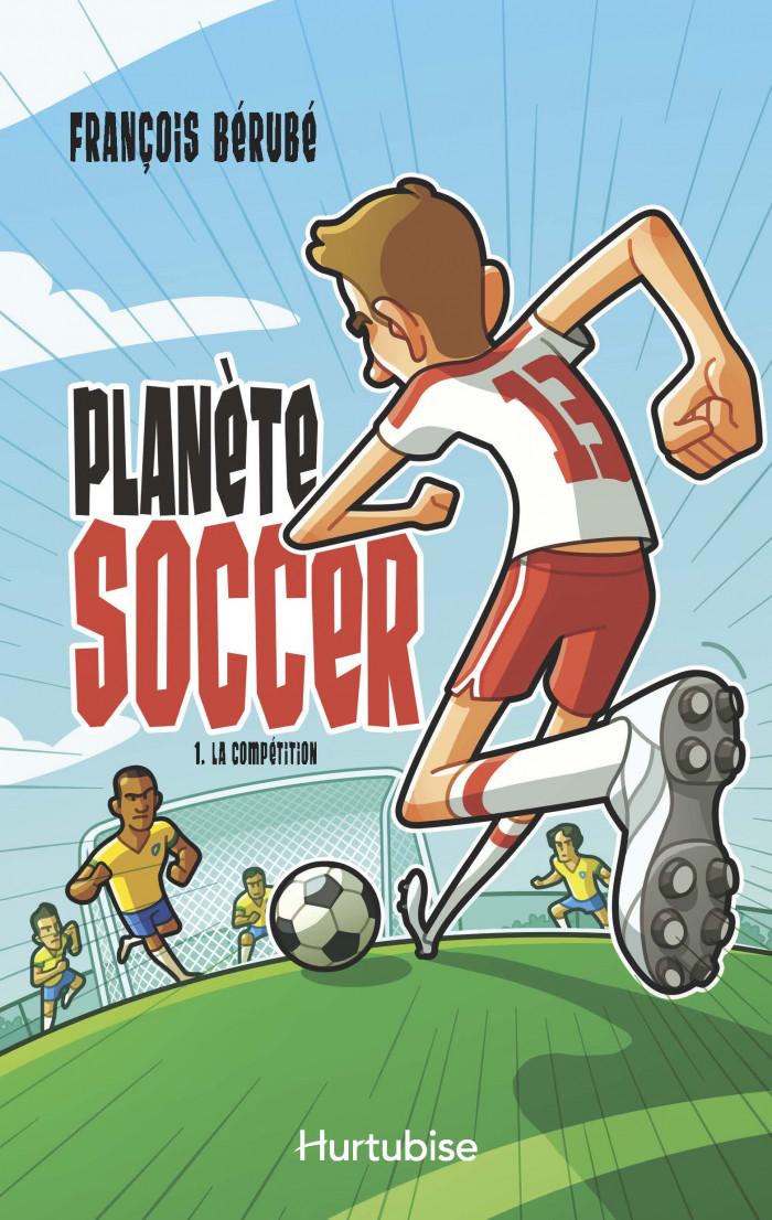 Couverture de Planète soccer - Tome 1
