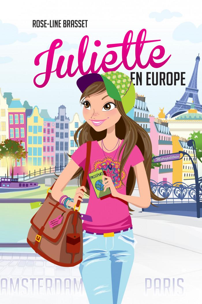 Couverture de Juliette en Europe