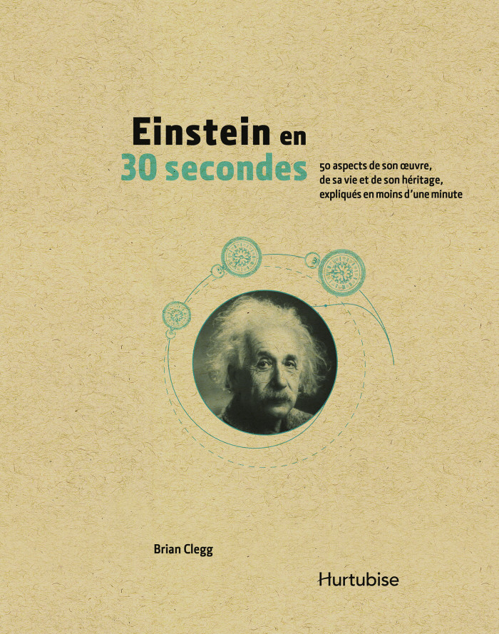 Couverture de Einstein en 30 secondes