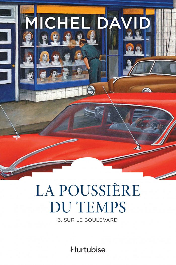 Couverture de La Poussière du temps - Tome 3