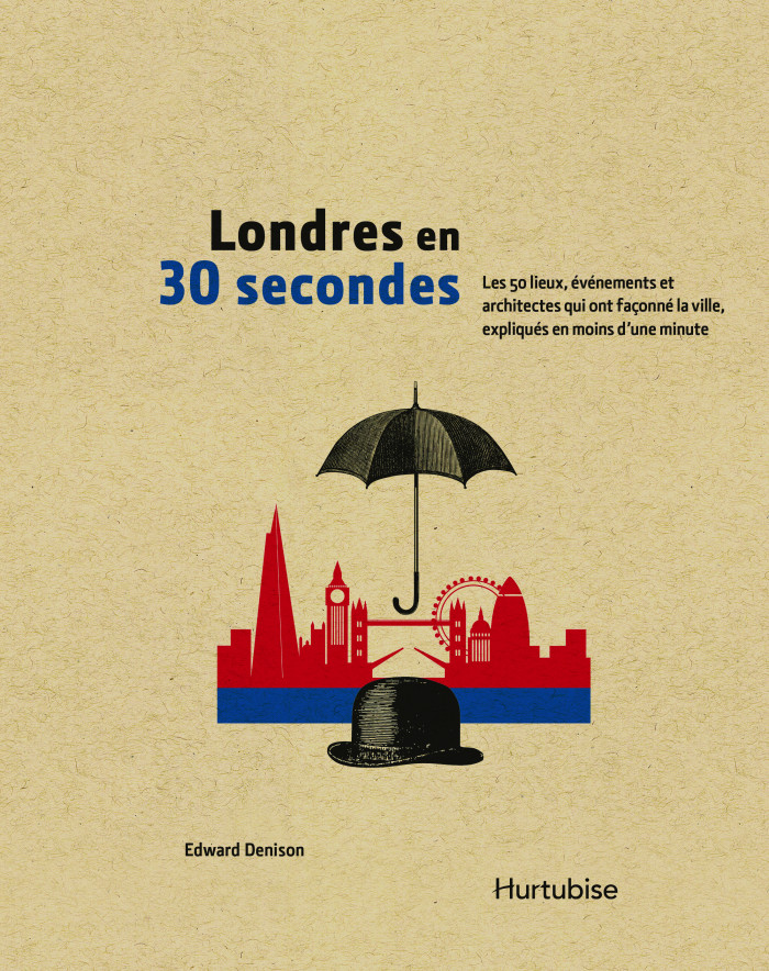 Couverture de Londres en 30 secondes