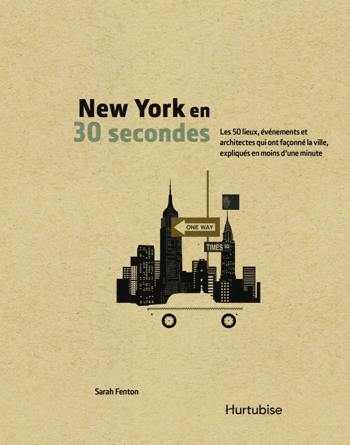 Couverture de New York en 30 secondes