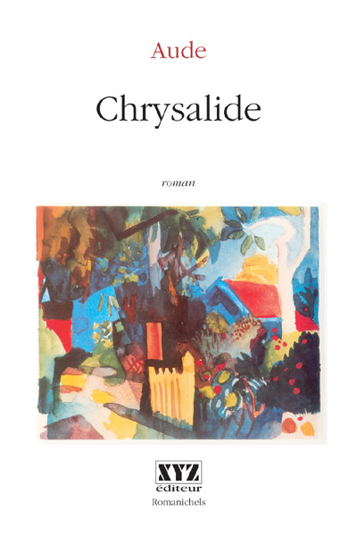 Couverture de Chrysalide